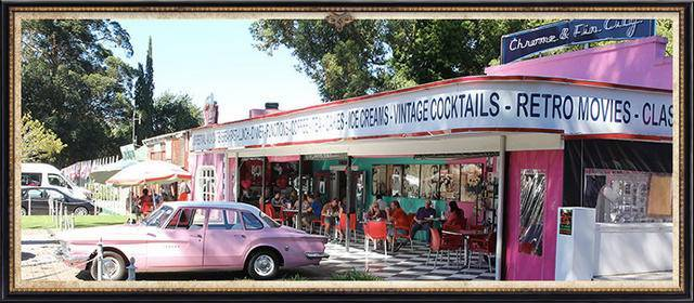 Marilyns 60s Diner in Storms River Village