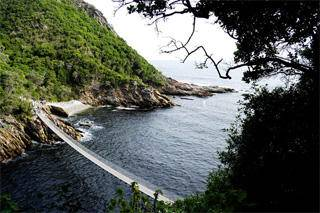 Storms River Suspension Bridge