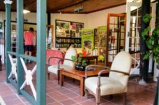 tsitiskamma village inn storms river reception