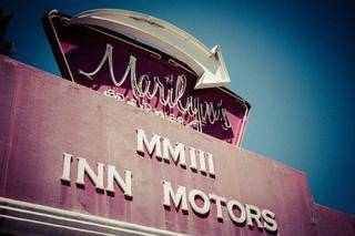 marilyns 60s diner exterior 1