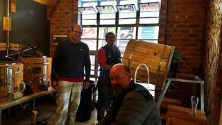 tsitsikamma micro brewery our three beer loveing brewers